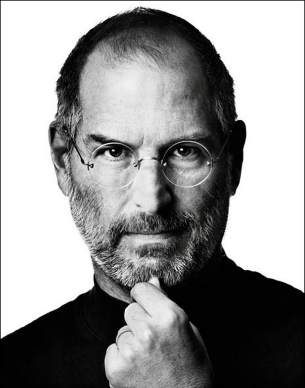 Steve Jobs, circa 2006 by Albert Watson